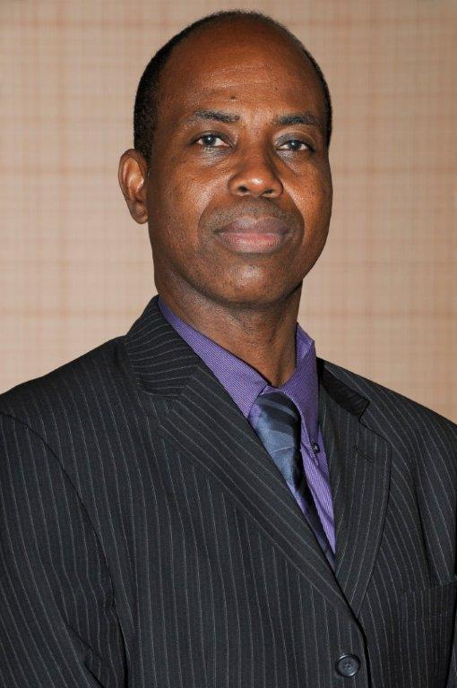 Mr. Charles Carter : EVP Legal, Regulatory & Corporate Secretary ,TSTT